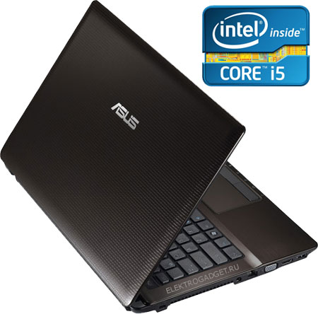 ноутбук asus-k43s